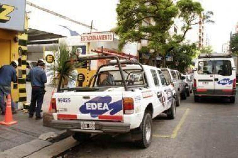 Se multiplica accionar de EDEA contra el fraude eléctrico.