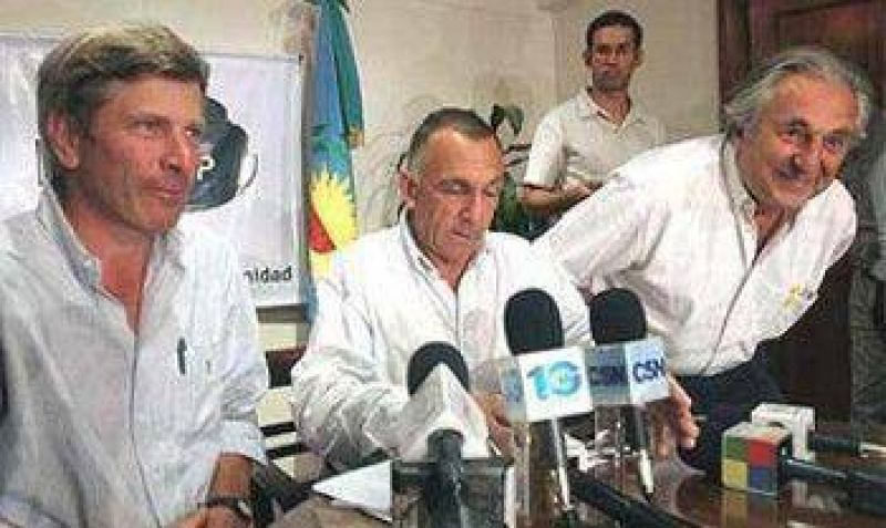 En Suárez, dirigentes rurales pidieron volver al paro.