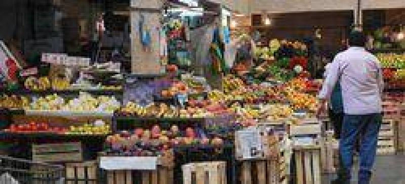 Precios de verduras y frutas, por las nubes