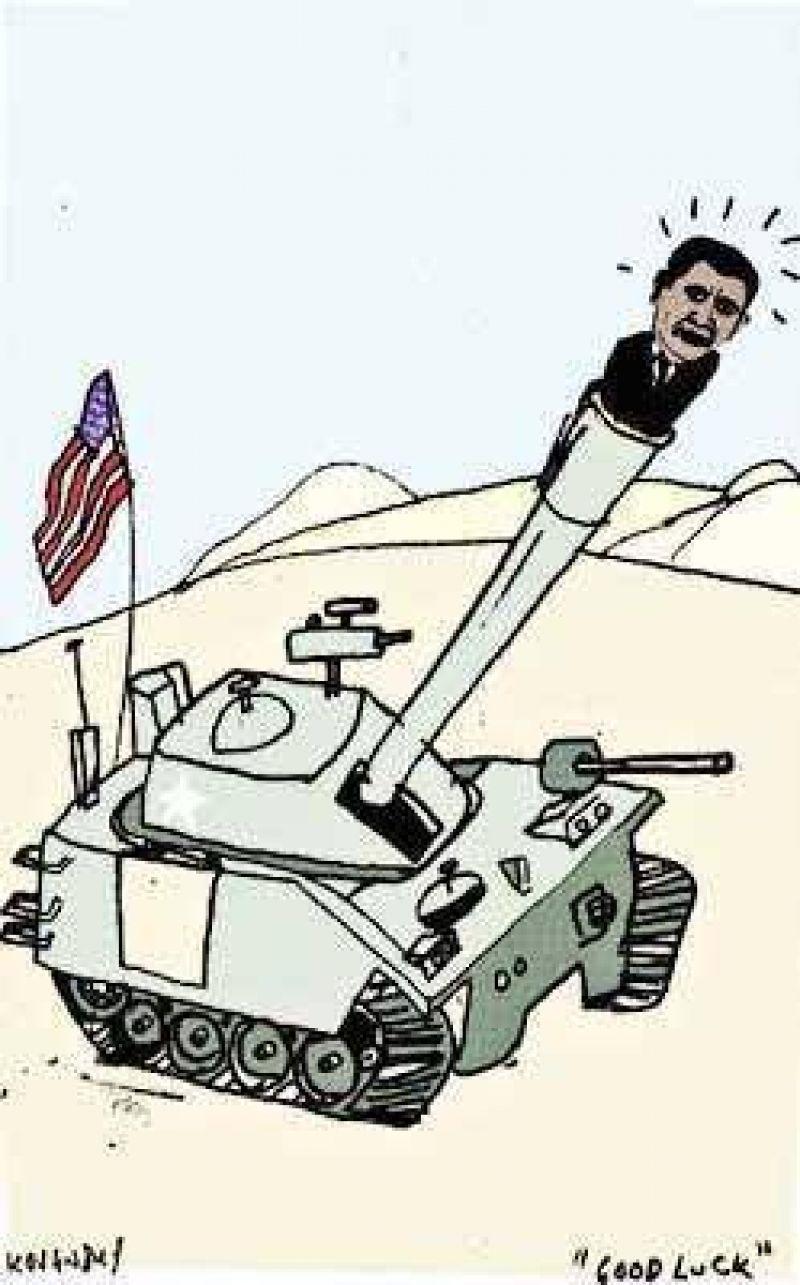 Obama y la herencia militar