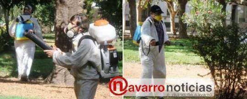 Denuncian fumigación con agrotóxicos en zonas residenciales