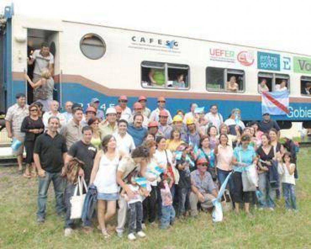 Bloquearán tren de Minera Alumbrera en Santiago del Estero