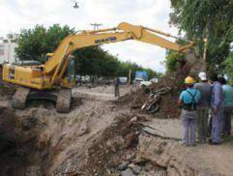El presupuesto municipal en obra p�blica alcanzar� los 337 millones de pesos.