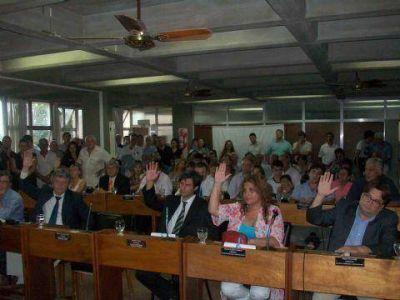 Definiciones en el Concejo Deliberante