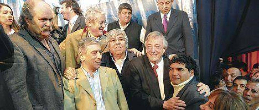 """La CGT vaticinó que """"no será un año conflictivo"""""""