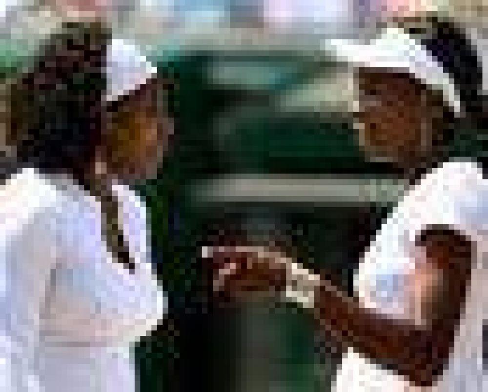 Hermanas Williams ganan su octavo Grand Slam.
