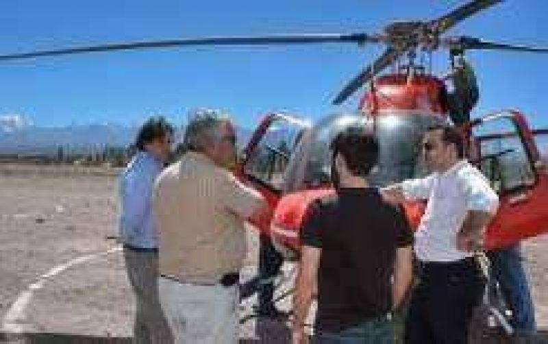 Empezarán a filmar la película del Cruce de los Andes en abril