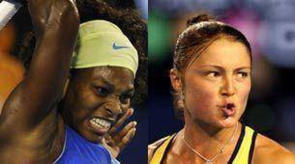 La batalla por el número uno en la final femenina del Abierto de Australia.