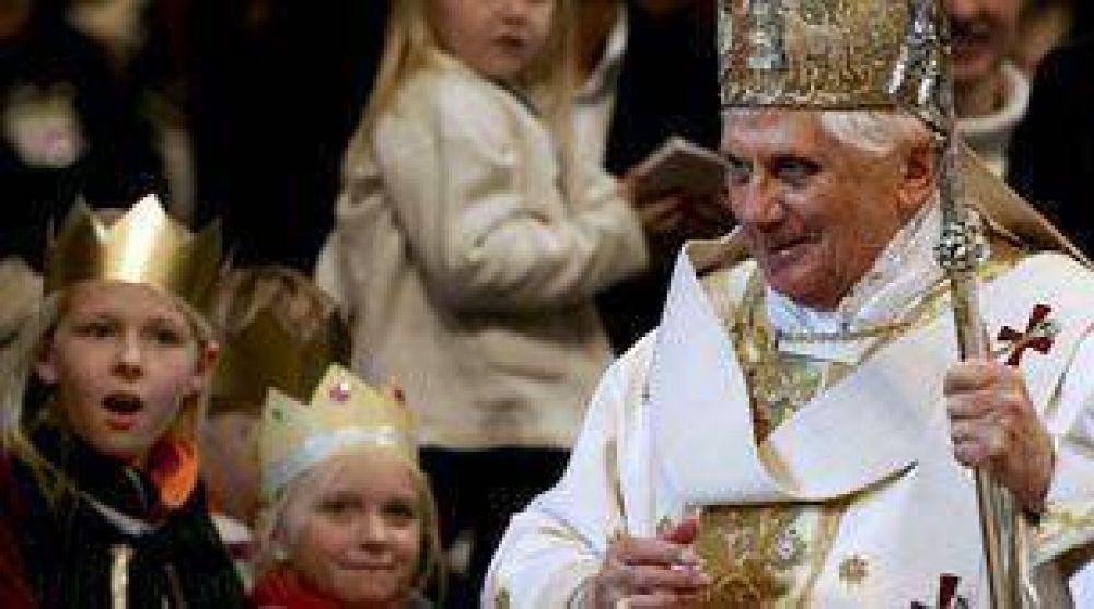 En la primera semana al aire, ya es récord el canal del Papa en Youtube.