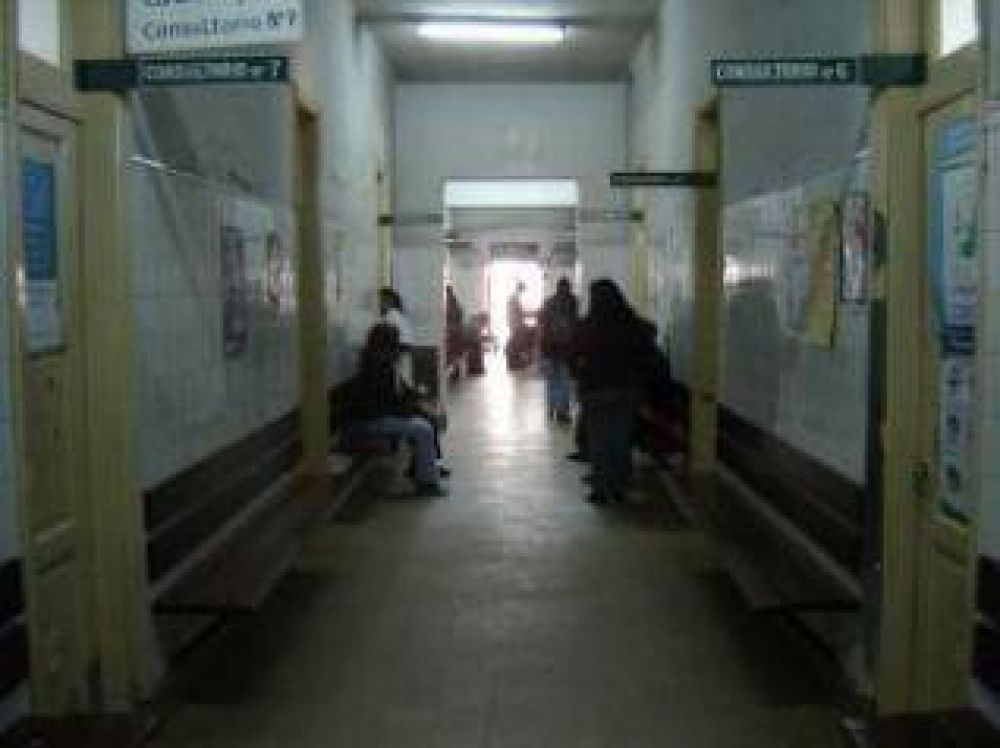 Graves problemáticas edilicias en el área de Maternidad del Hospital San Roque