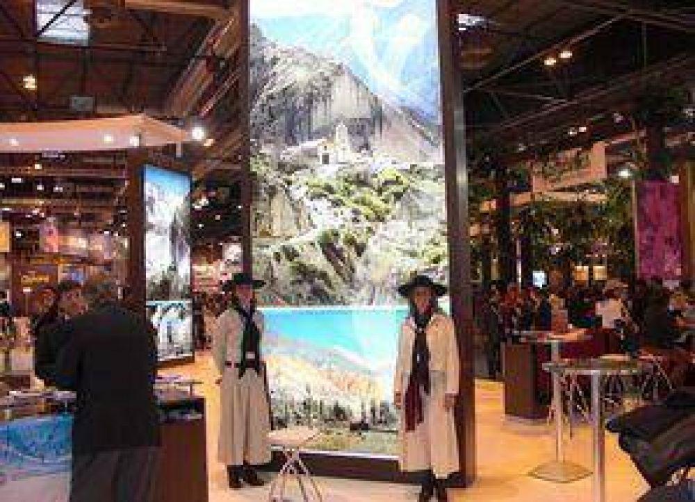 Salta presente en la Feria Internacional de Turismo.