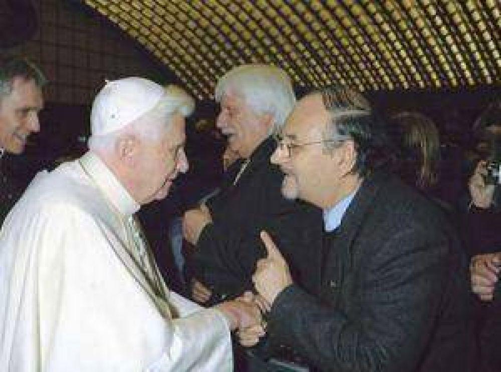 El Papa recibió al vicegobernador y envió una bendición especial al pueblo del Chaco