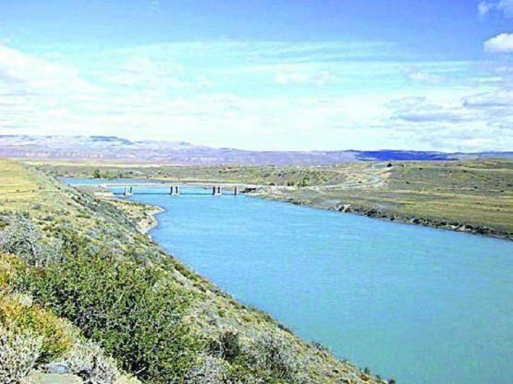 Cierre de acuerdos para la obra hidroeléctrica.