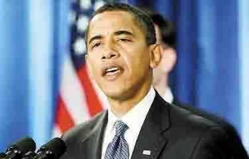Obama trazó negro cuadro de la economía de EE.UU.