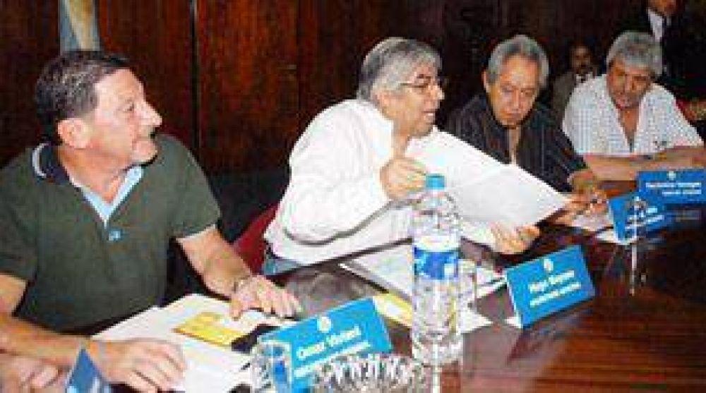 La CGT se reunirá con la discusión salarial en la mira