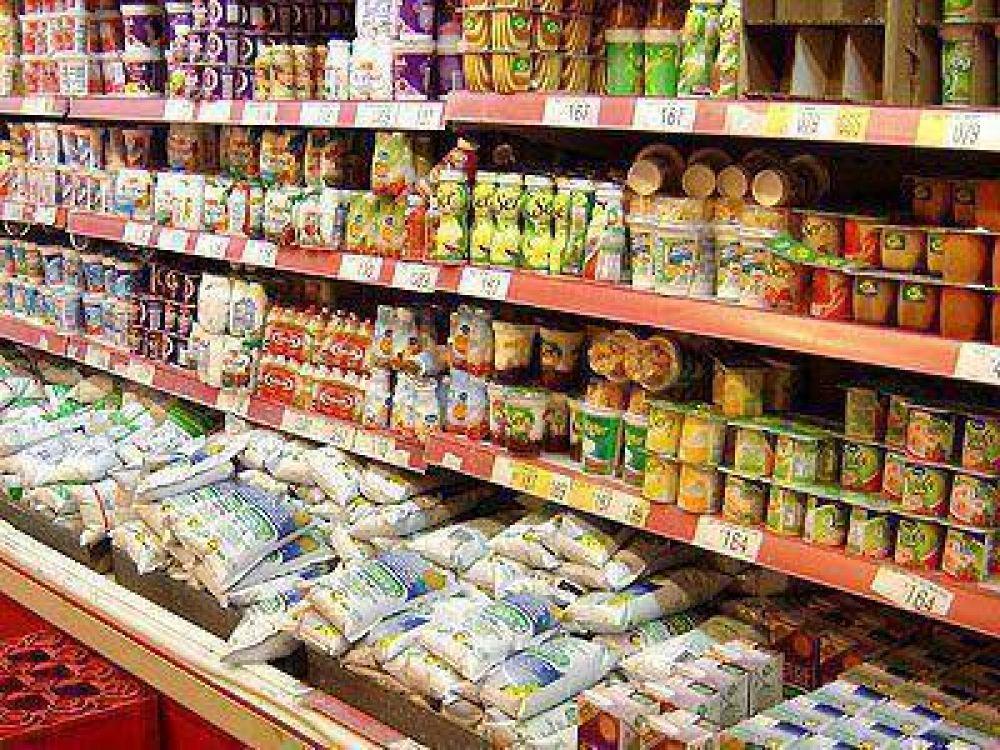 Subió un 2,58 % el índice IR de precios de alimentos.