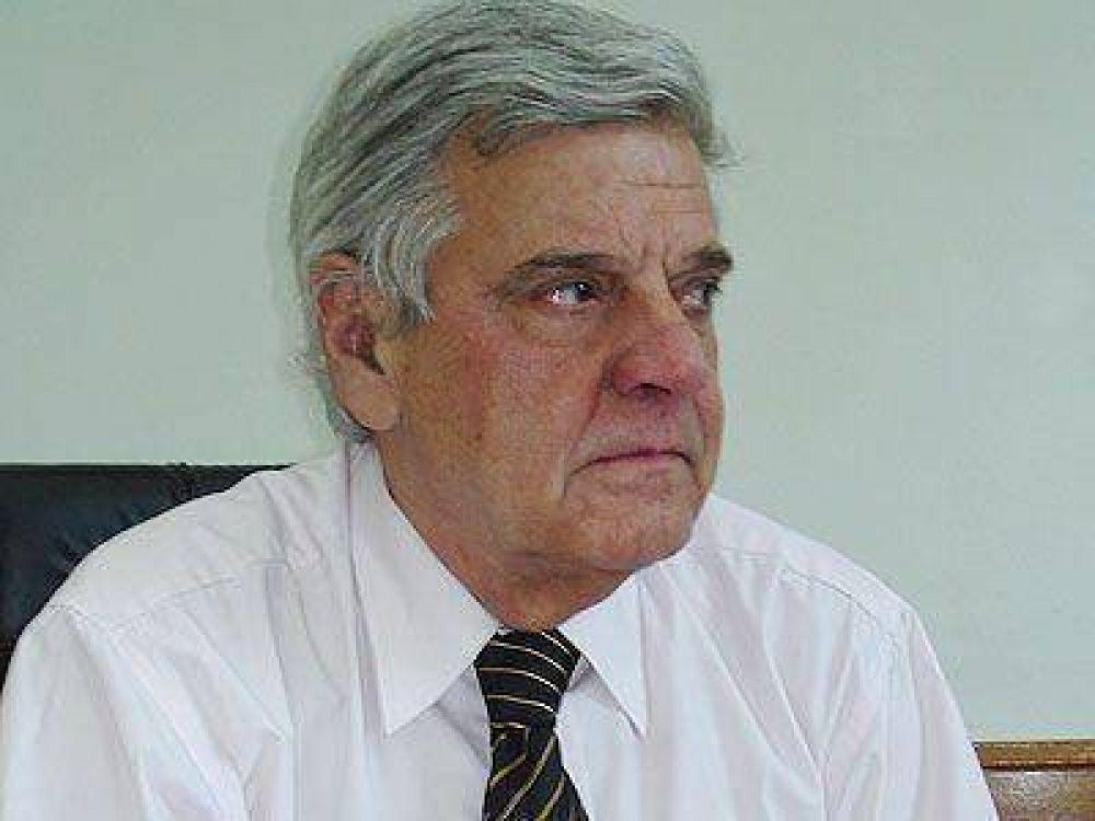 Fontanella valorizó las obras anunciadas para el distrito.