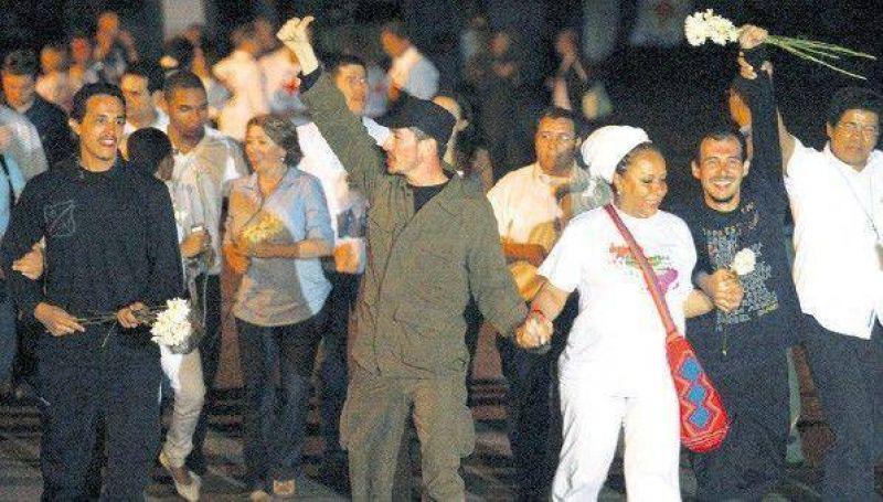 Las FARC liberaron a cuatro rehenes