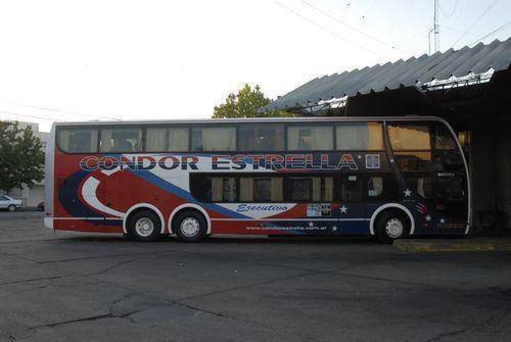 Menos movimiento turístico por la crisis.
