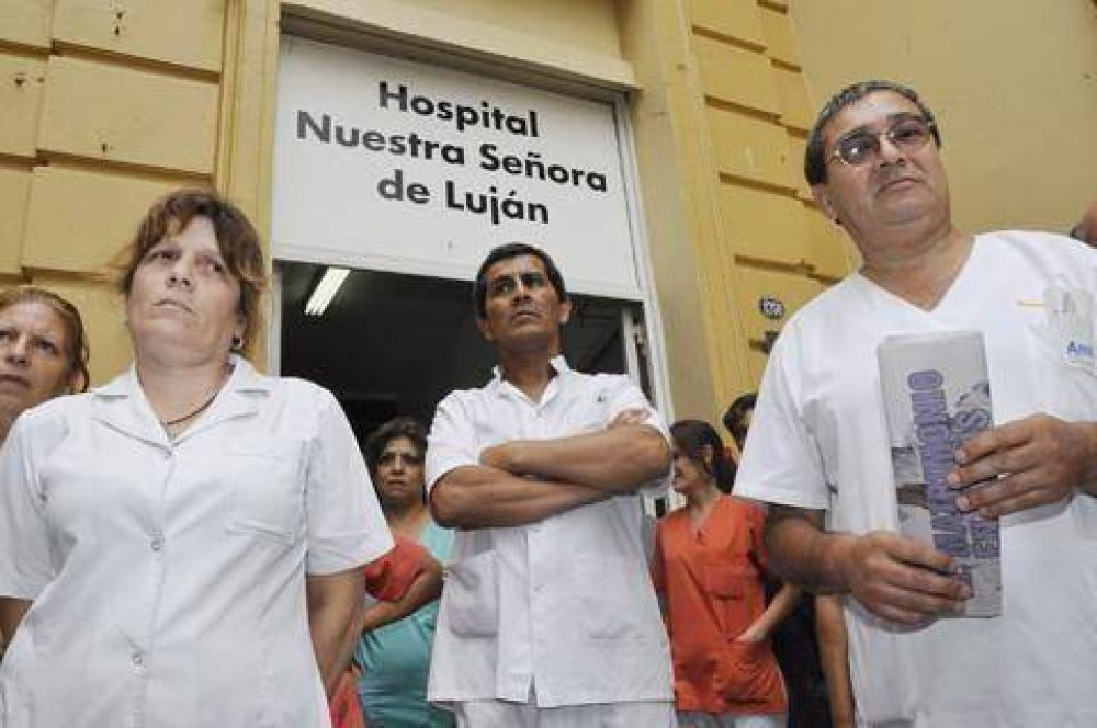 Trabajadores de ATE rechazaron la oferta del gobierno y marcharán al Municipio