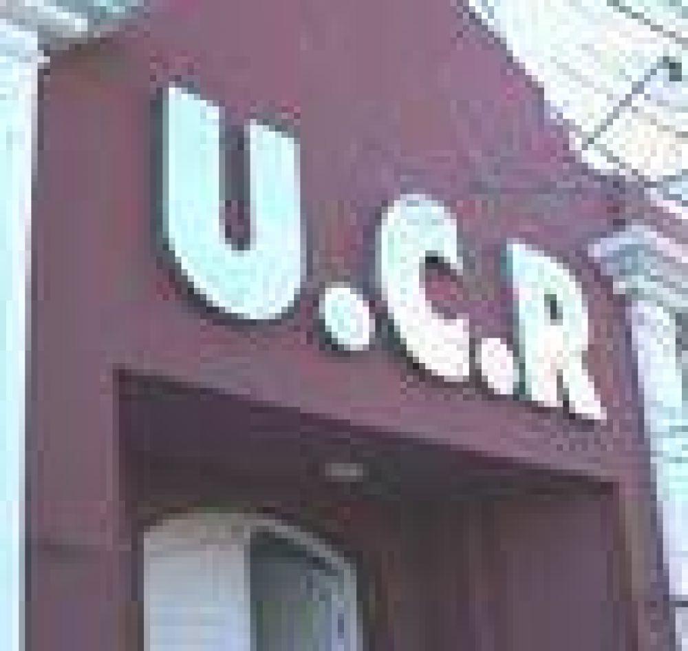 Trascendido: hoy se reuniría el comité de la UCR.