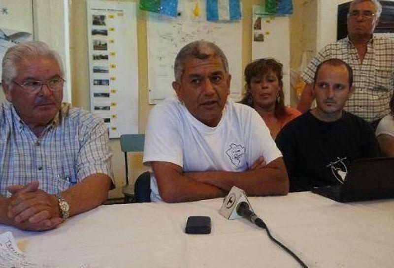 Corzo: �Este sindicato no va a propiciar la desestabilizaci�n del gobierno�