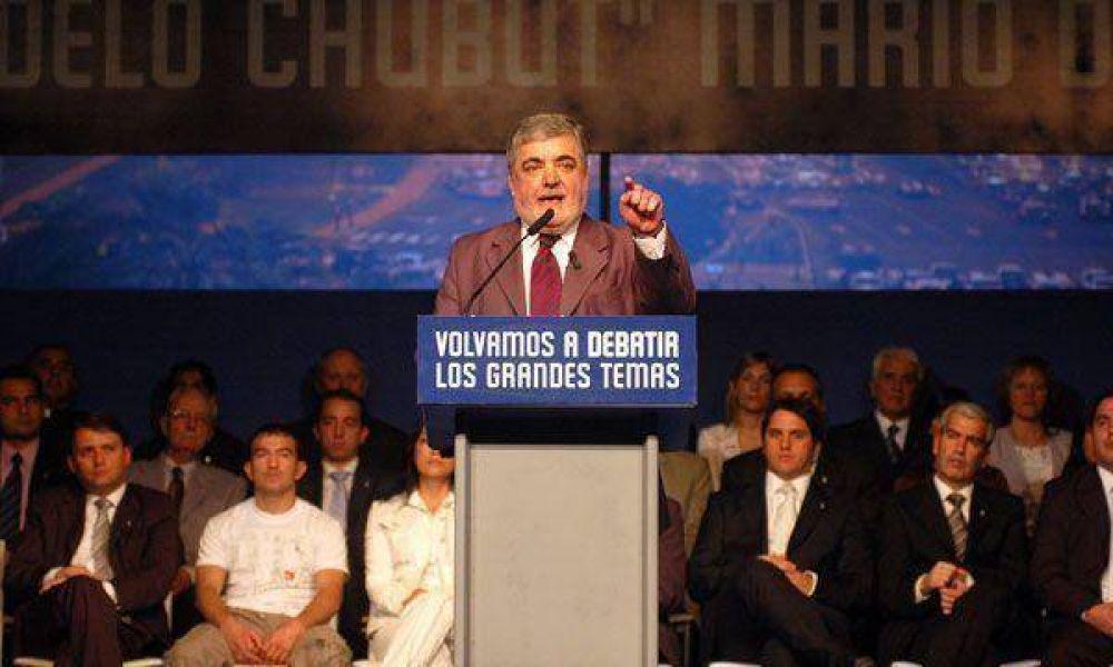 Das Neves negó que esté por reformar la Constitución para alcanzar otro mandato