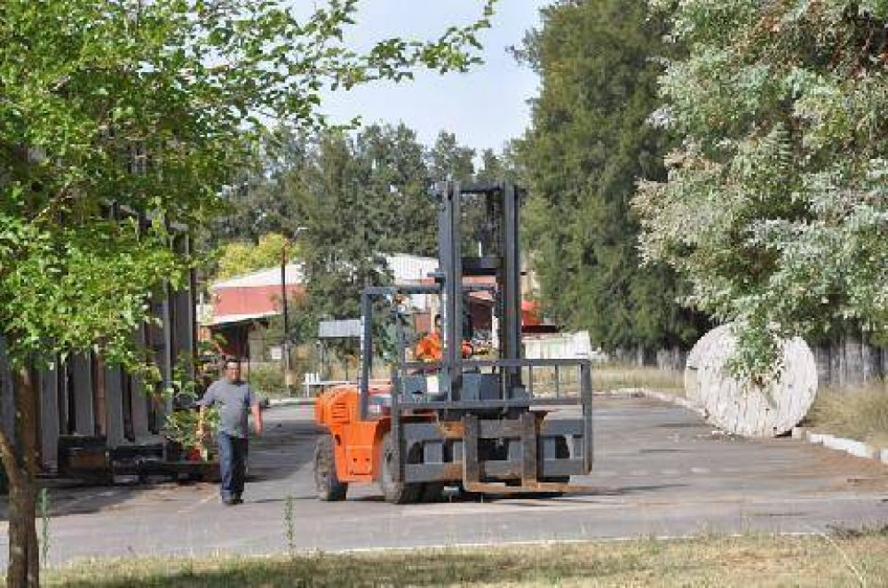 Este lunes se reincorporan otros 12 trabajadores a Curtarsa