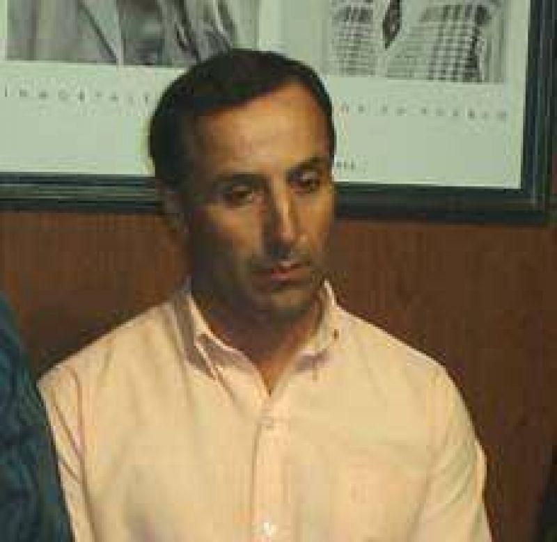 Lastra confirmó que quiere ser candidato a concejal.