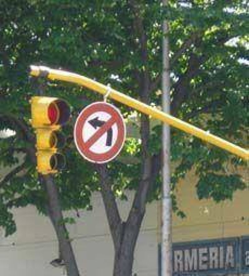 Se inaugura ma�ana un nuevo sistema de sem�foros.