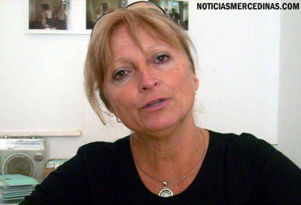 Liliana Gutiérrez quiere que la Mesa de Relaciones Laborales se vuelva a reunir en este mes de febrero.