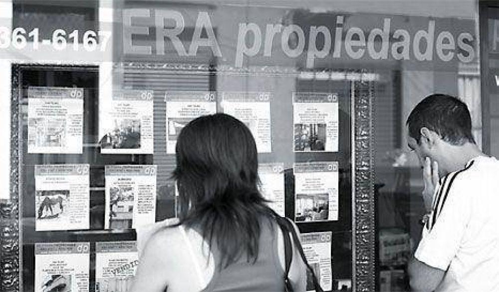 La crisis les da una mano a los inquilinos