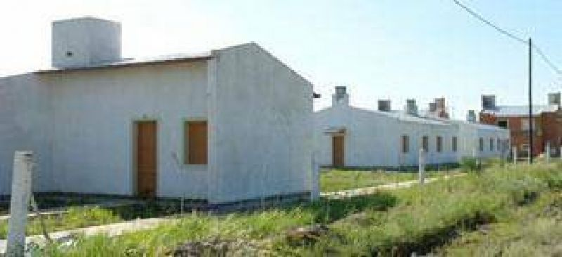 Nueva Formosa : 600 viviendas estar�an terminadas