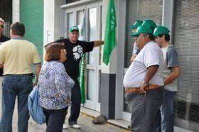 Sigue el bloqueo en Camuzzi