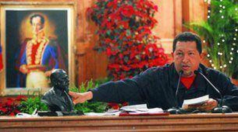 Piden a Chávez que dé fin a los ataques contra la comunidad judía