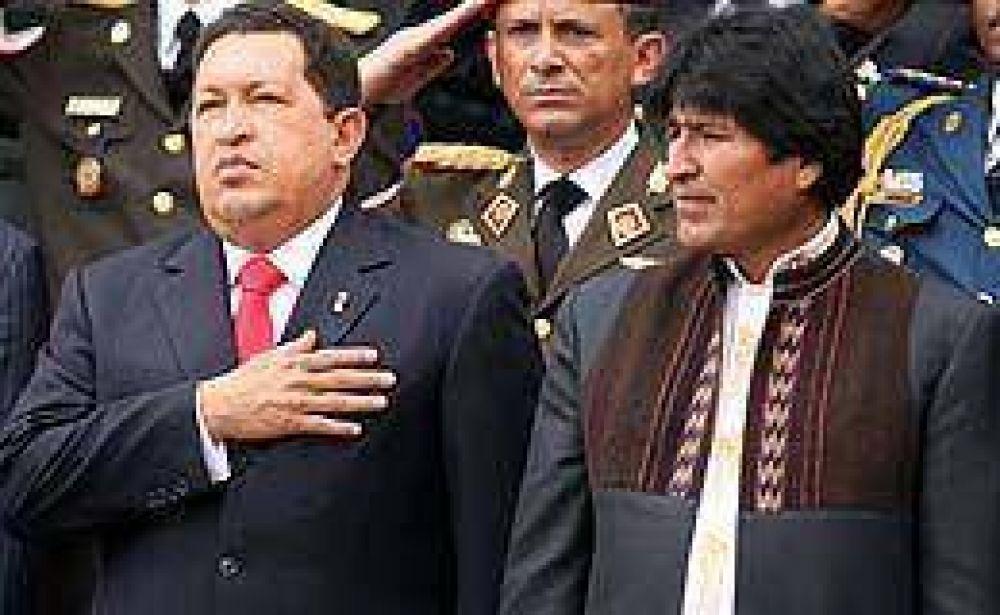 Chávez celebró la firma de acuerdos en la cumbre del ALBA
