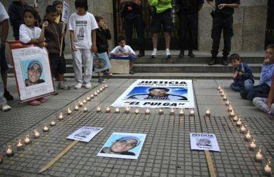 Familiares de joven asesinado pidieron justicia a un mes del hecho