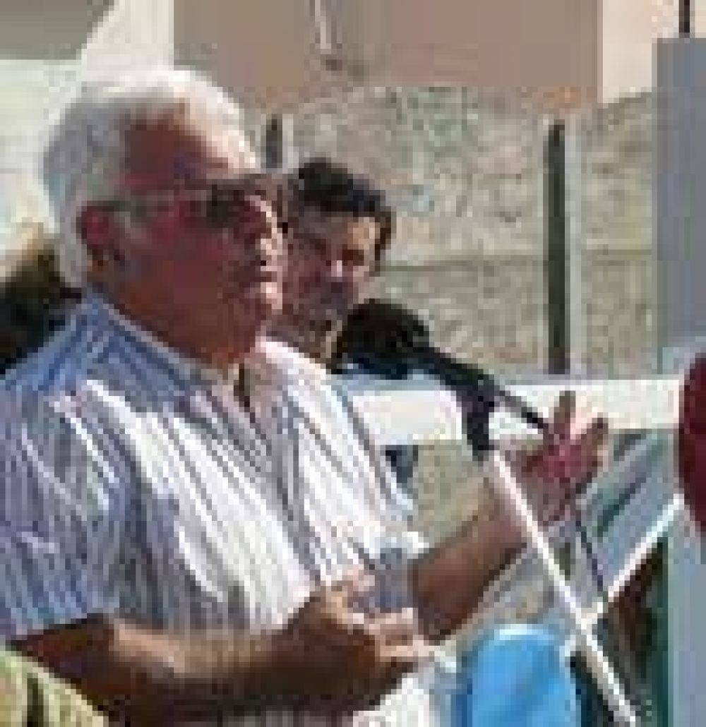 Barracchia candidato a Concejal: