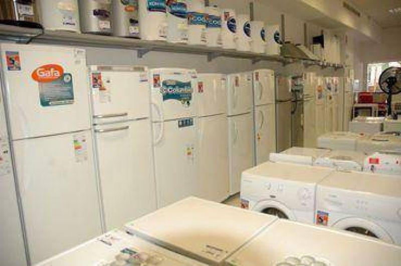 Electrodomésticos: hay muchas consultas por el plan canje pero no se concretaron ventas