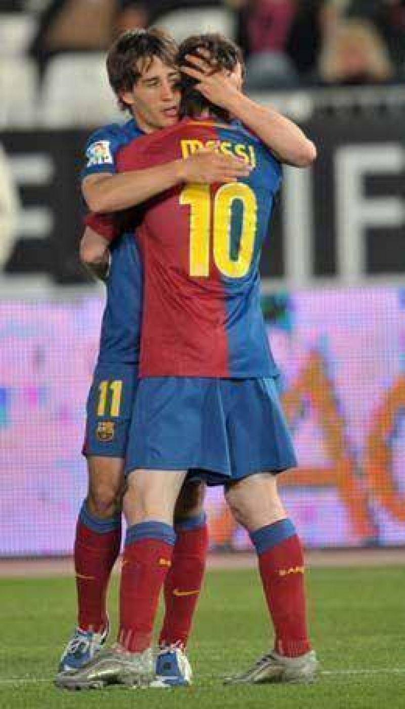 �Debe ser Messi el nuevo due�o de la