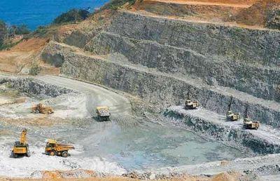 El Gobierno avalaría una suba de las retenciones que pagan las empresas mineras