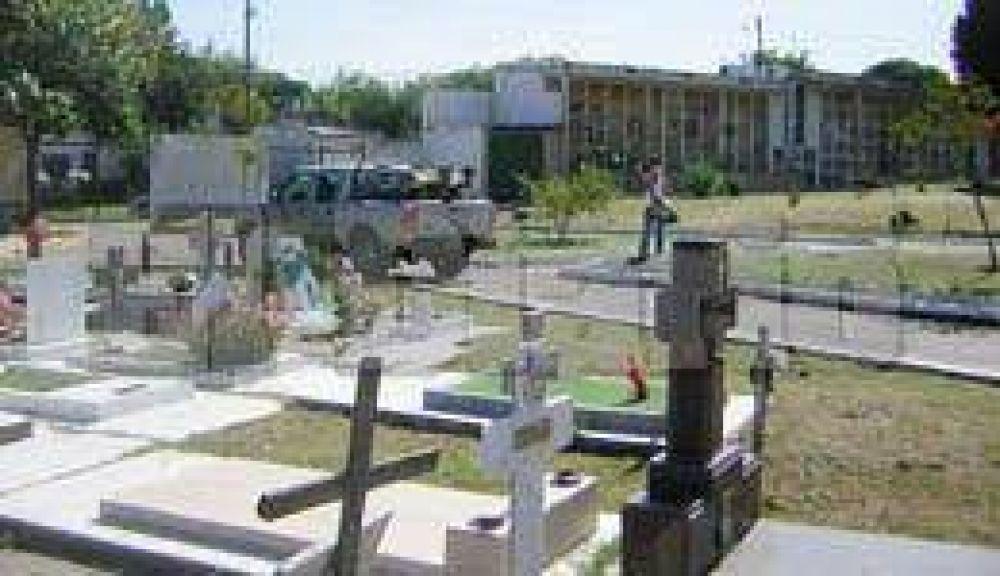 Finalmente, construirán un cementerio para Zelaya y Villa Rosa.