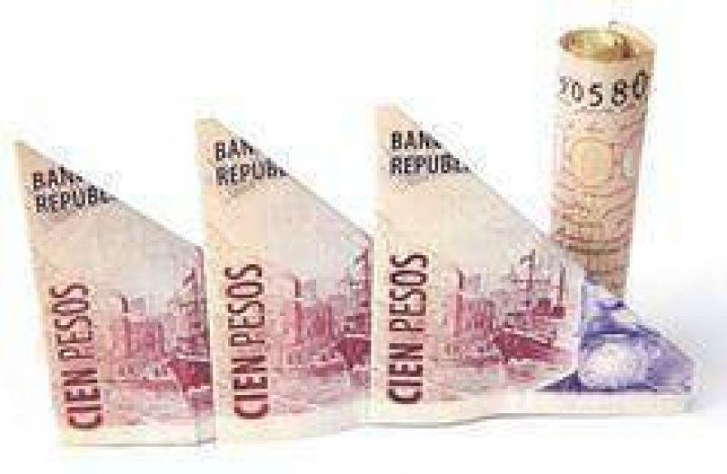 También hay sequía en la economía: cada vez circulan menos pesos