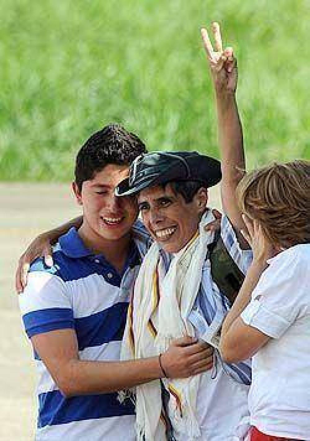 El nuevo liberado de las FARC dijo que Uribe
