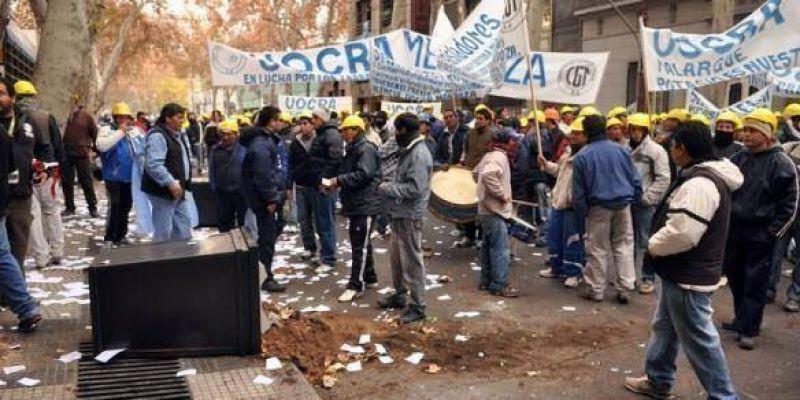 Desde la UOCRA niegan huelga y conflicto sindical en la minera Vale