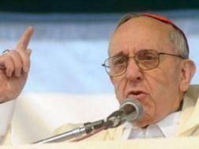 Azul: Bergoglio visitará la ciudad este viernes
