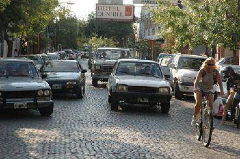 El tránsito preocupa al gobierno municipal