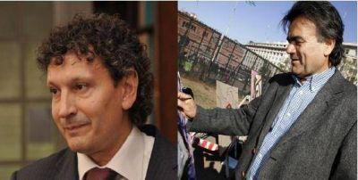 """Quilmes: Se recalienta la interna entre el """"Barba"""" y """"Aníbal"""""""