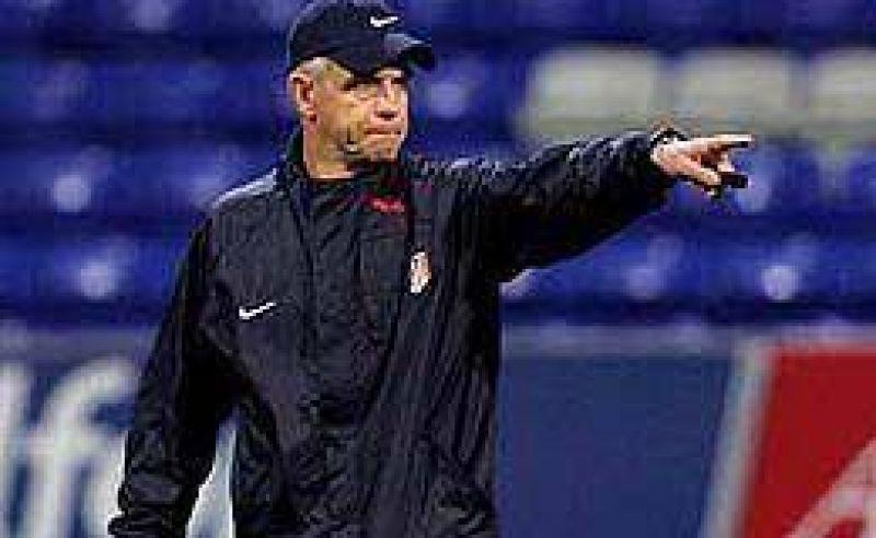 El Atl�tico de Madrid despidi� a su entrenador.