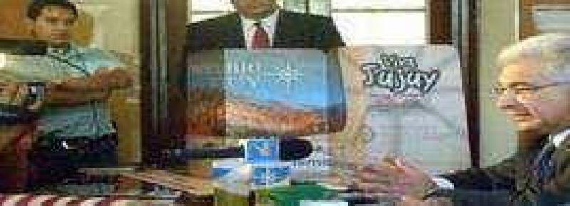El Ministro Tobchi habló de la promoción turística de Jujuy